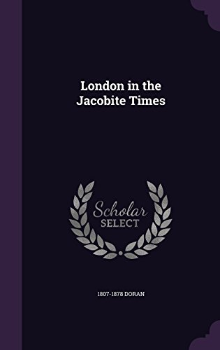 London in the Jacobite Times
