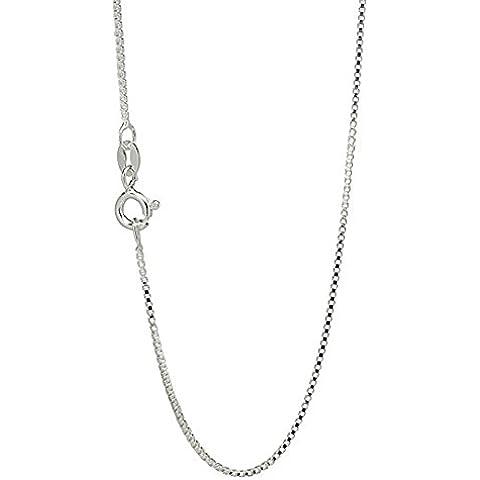 shankming 925in argento Sterling con collana a catena veneziana per Pandora Charm