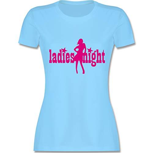 Himmel Tänzer Kostüm - JGA Junggesellinnenabschied - Ladies Night pink