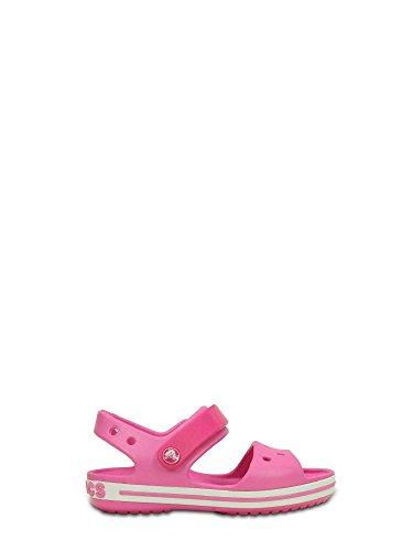 Crocs crocband sandal ii kid - 12856cppp - colore: rosa - taglia: 24.0