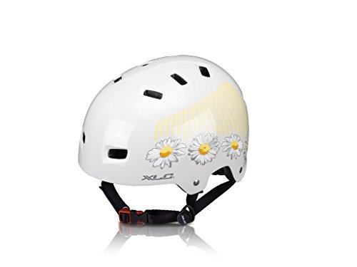XLC Unisex-Adult Urban-Helm BH-C22, Creme, ((53-59cm)