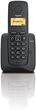 Gigaset A120 Siyah A120 Siyah Telsiz Telefon Siyah