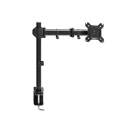 65857 Airlift 360 Single Adjustable Desk Mount Monitor Arm, 15
