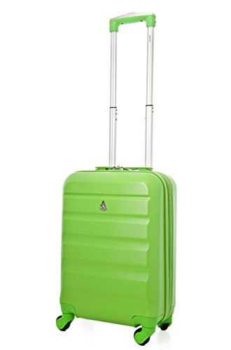 aerolite-abs-bagage-cabine-a-main-valise-rigide-leger-4-roulettes-vert