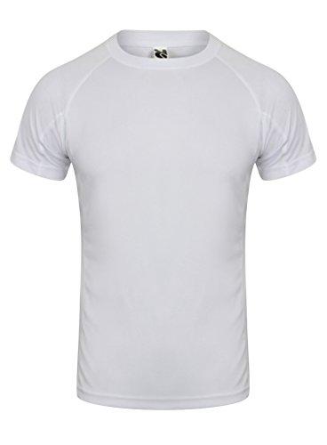 Camiseta para hombre, Transpirable, para Deportes, Correr, Gimnasio, d