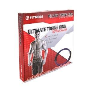 G-Fitness | Pilates Toning Ring | verbessern die Körperhaltung | Essential Training Kit