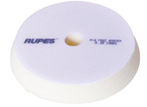 RUPES éponge de polissage ultrafine (Blanc) 150/180mm