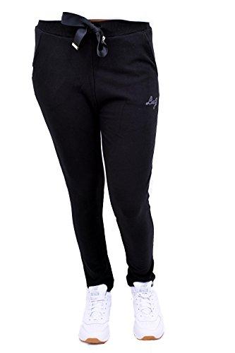 Pantalone Liu Jo Sport T66106 Nero Donna