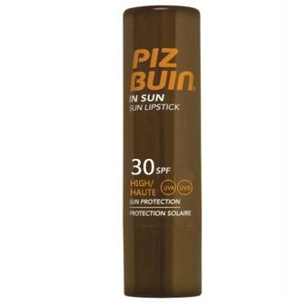 2 x 4.9g Piz Buin Sun Lipstick Lip Balm SPF 30 from Piz Buin