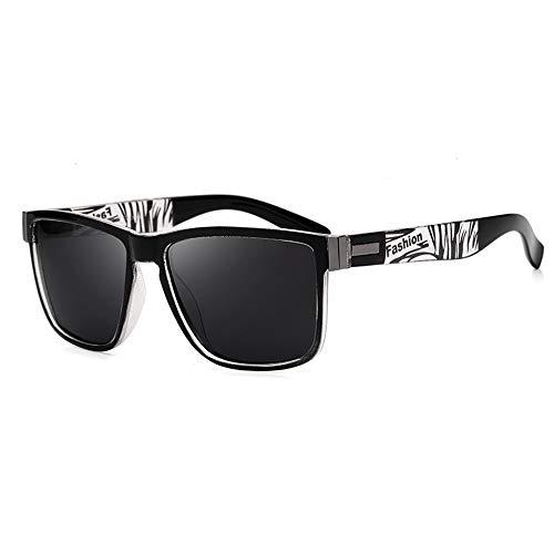 Lbyhning Sonnenbrillen Mann polarisierte Sonnenbrillen, Klassische Sport-Sonnenbrillen, Männer und Frauen, die im Freiensonnenbrillen fahre