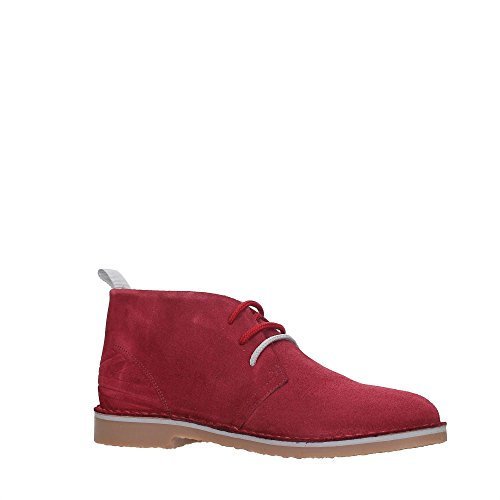 New Manchester Suede Red
