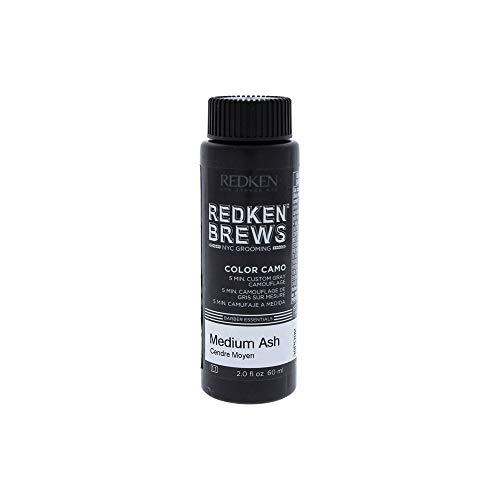 Redken Camo (Redken Brews Color Camo Medium Ash 60 ml (4NA))