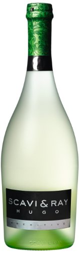 Artículo: scavi & Ray Prosecco Hugo País de Fabricante: scavi & Ray: Alemania Tipo: Champán Color: Verde Menta Sabor: chispa fresca alcohol: 6% Contenido: 6x 0,75L contiene dióxido de azufre y sulfitos
