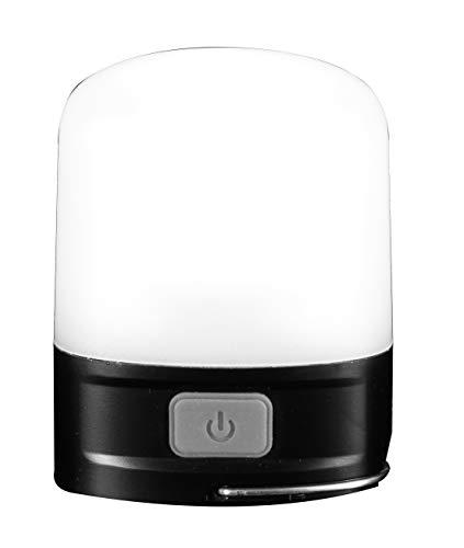 Nitecore LR10 schwarz - Campinglaterne, 250 Lumen, über USB ladbar