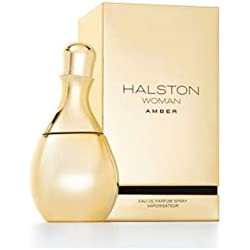 Halston Woman Amber Profumo per donne di Halston 100 ml Eau de Parfum Spray