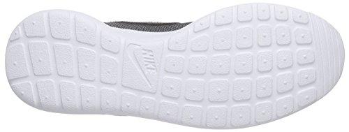 Nike Roshe One Premium, Scarpe da Corsa Uomo Nero / Bianco / Grigio (Nero / Bianco-lupo grigio)