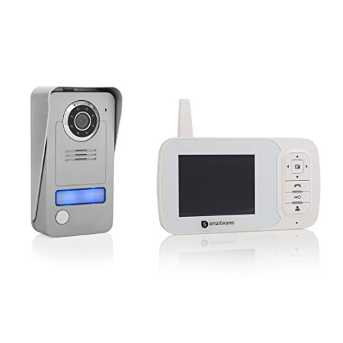 Wideodomofon Smartwares VD38W 1 zest.