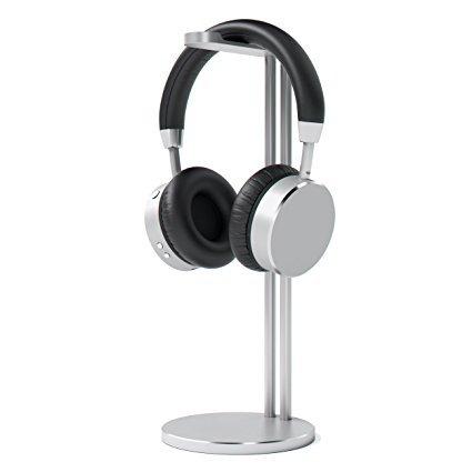 SATECHI Support Universel de Casque Fin en Aluminium - Compatible avec Bose, Sony, Beats, JBL, Panasonic, AKG, Audio-Technica, Sennheiser, Shure et Plus