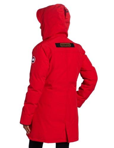 Canada Goose Damen Camrose Parka Coat, damen, rot - 2