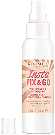 Rimmel London, Fix & Go Setting Spray, 10