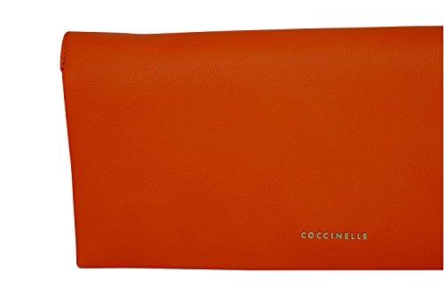 Coccinelle Clutch Michelle Soft 1901 Aragosta ...