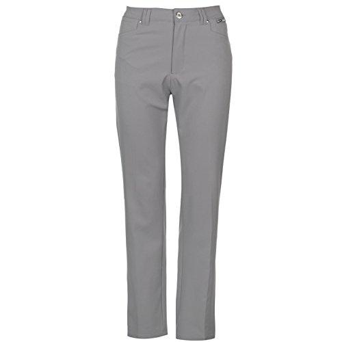 Slazenger Mujer Pantalones De Golf Gris XXL EU 46/UK