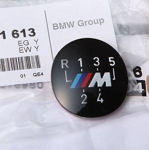 Un BMW E60 E39 E46 E36 E34 E30 m 5 Vitesse Pompe du train de l'insigne de l'emblème (25111221613)