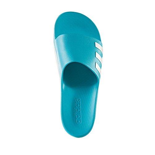 adidas Aqualette Cf, Infradito Unisex – Adulto Blu (Azuene/Ftwbla/Azuene)