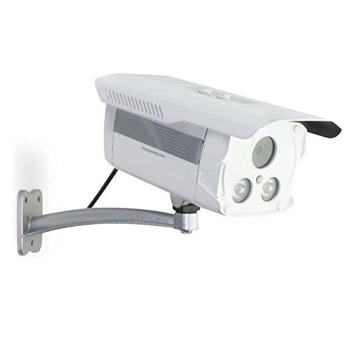 THOMSON Caméra IP fixe extérieure Wi-Fi 720p