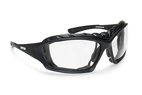 Lunettes Photochromiques de Moto et Sports Extrêmes - Antibuée -