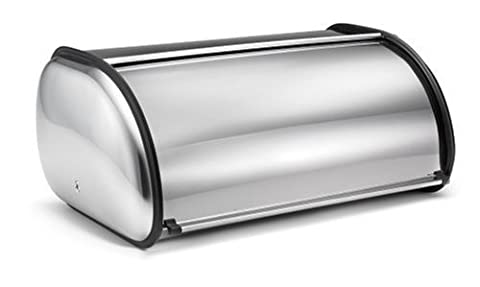 Polder 216204 Deluxe Stainless Steel Bread Box by Polder