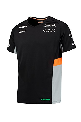 Sahara Force India F1 Team - Camiseta de - 2017, XXL
