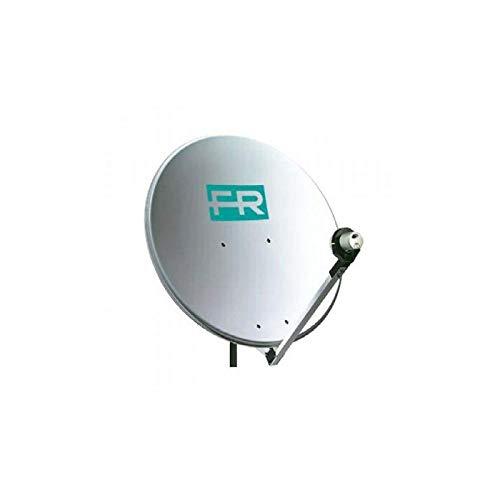 Fracarro Antenna Parabolica Parabola + Braccio Supporto Staffa per ricezione segnale Tv Sky Digitale 287411
