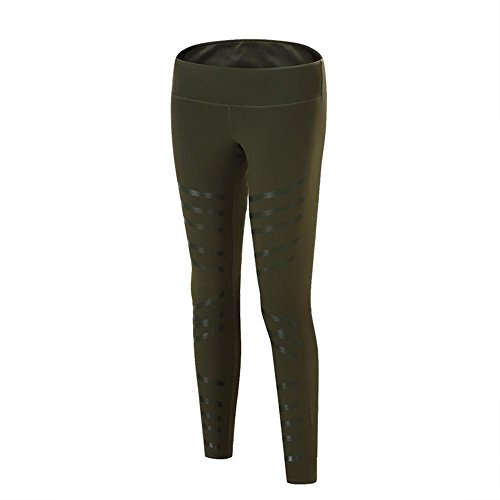 ladies-sports-tights-pants-yoga-pants-fashion-offset-leggings-running-fitness-hip-army-green-m