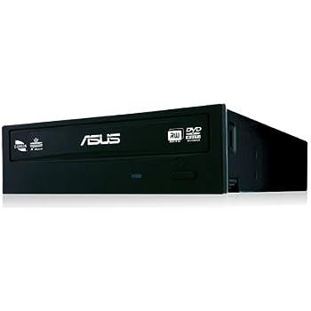 "Asus DRW-24F1ST DVD-Brenner 24x (DVD±RW, 8x DVD+R, 8x DVD+R DL, SATA) schwarz, ""Bulk version"""