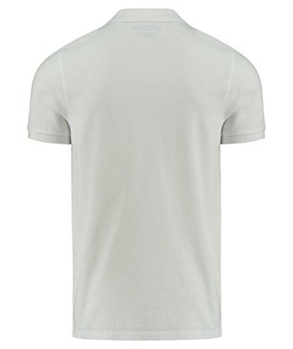 Marc O'Polo Herren Poloshirt Weiß (White 100)