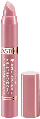 ASTOR Soft Sensation Lipcolor Butter Supreme Care, Fb 034 Dewy Plum, 1er Pack (1 x 5 g)