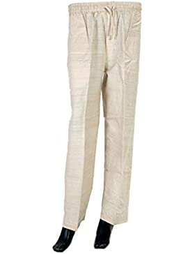 Trouser Raw Silk