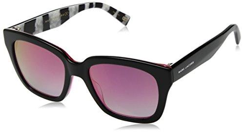 Marc Jacobs Damen MARC 229/S VQ 2PM 52 Sonnenbrille, Bkfuchsglttr/Gy Grey,