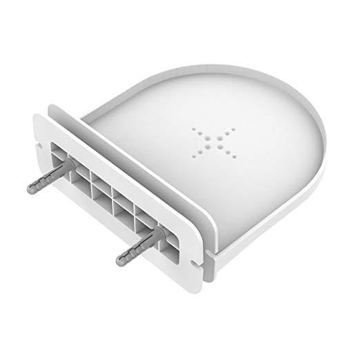 jiulonerst - Supporto da parete per altoparlanti Google Home Mini/Google WiFi Smart Phone m Infradito colorati estivi, con finte perline
