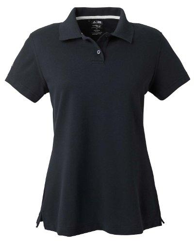 adidas Damen Poloshirt Mehrfarbig Parent Parent Mehrfarbig - Schwarz / Weiß