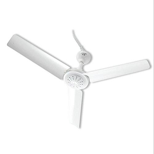 Deckenventilator 3 Blatt Mini Kleine Elektrische Ventilator Haushalt Leise Student Dormitory Moskitonetz (Größe: 600Mm) (Kamin Decken, Hohe)