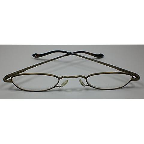 In lettura occhiali per uomo e donna + 3,0 Diop. Alto arco lettura l'aiuto