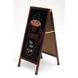 a-frame-sidewalk-free-standing-chalkboard-size-36-h-x-16-l-frame-finish-cherry-stain-by-aarco