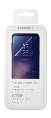 Samsung Film de protection d'écran pour Galaxy S8