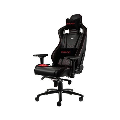 noblechairs EPIC Chaise de Gaming - Chaise de Bureau -...