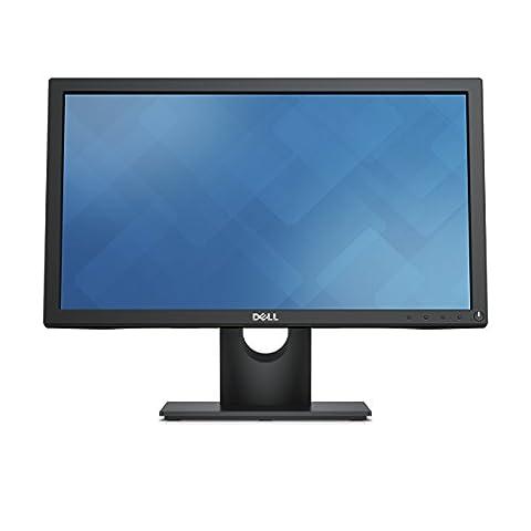 Dell E2016HV 50,8 cm (20 Zoll) LED Monitor schwarz