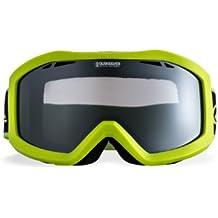 Quiksilver Snowboardbrillen Fenom Mirror - Gafas de esquí, color lima, talla Talla única
