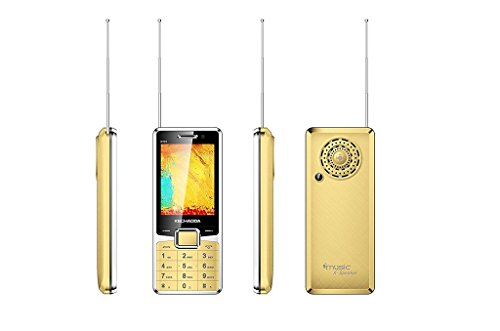 Kechaoda K101 Dual Sim Mobile Phone With Samsung Earphone Free By Pari Enterprises