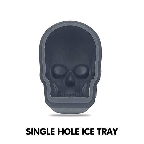 NYWENY Eco-Friendly Ice Cube Mold Ice Tray Mold Bar Accessories Chocolates Halloween 1-Cavity Creative